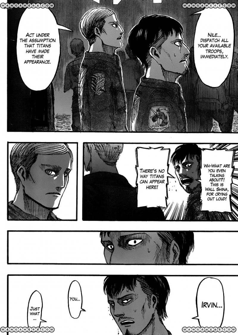 Shingeki no Kyojin 33 Page 1