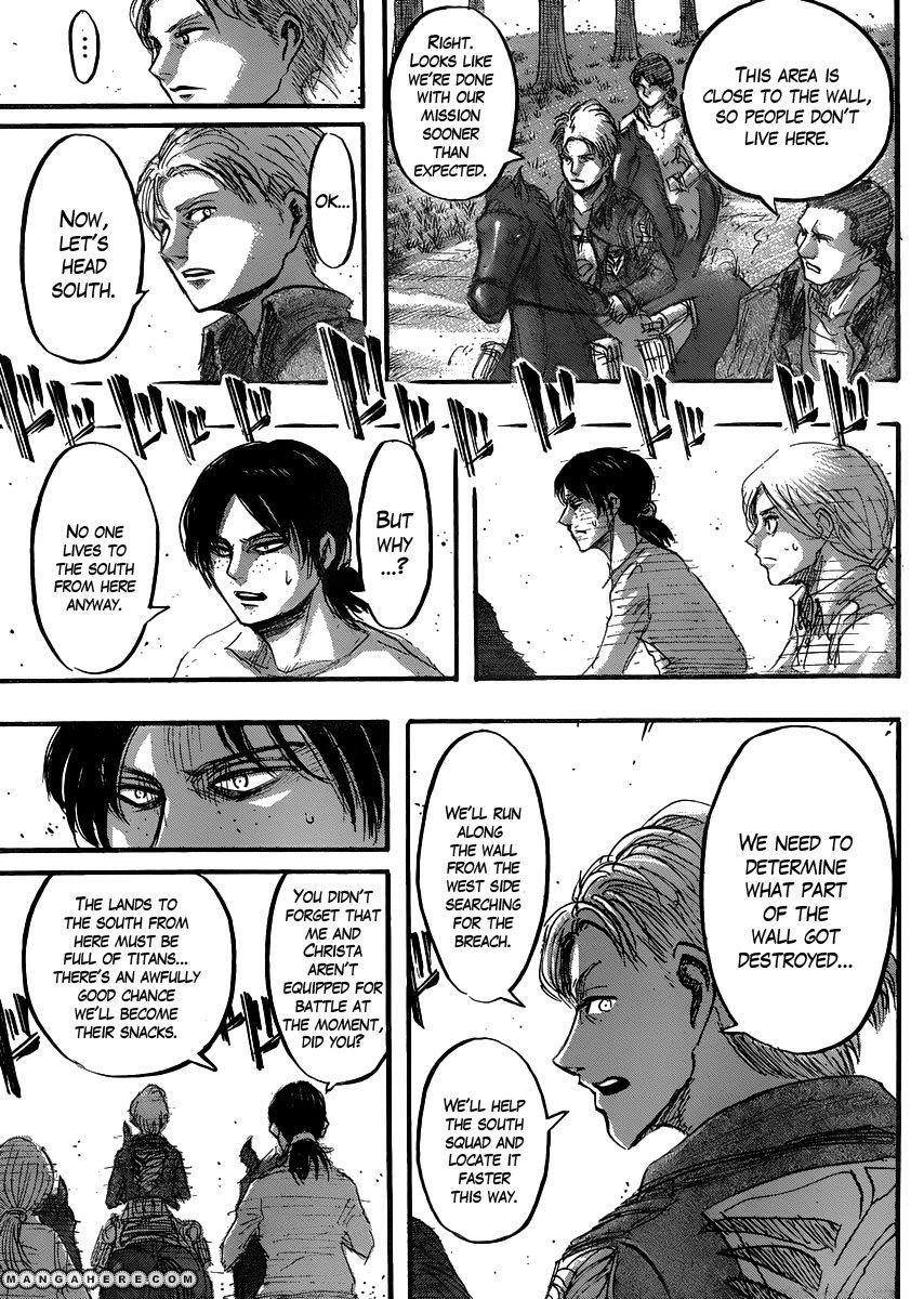 Shingeki no Kyojin 37 Page 32