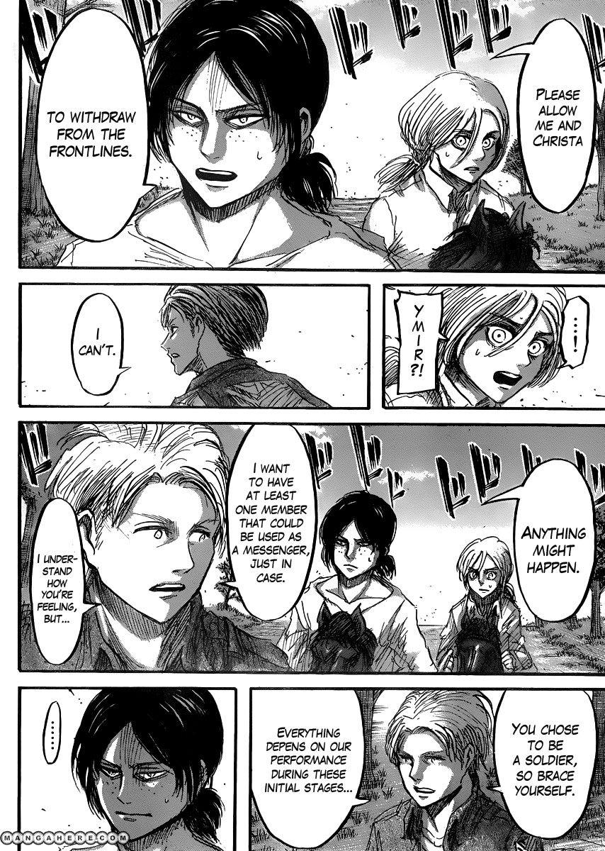 Shingeki no Kyojin 37 Page 33