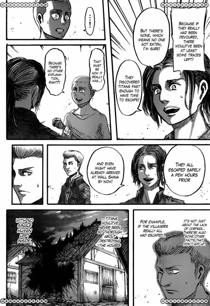 Shingeki no Kyojin 38 Page 4