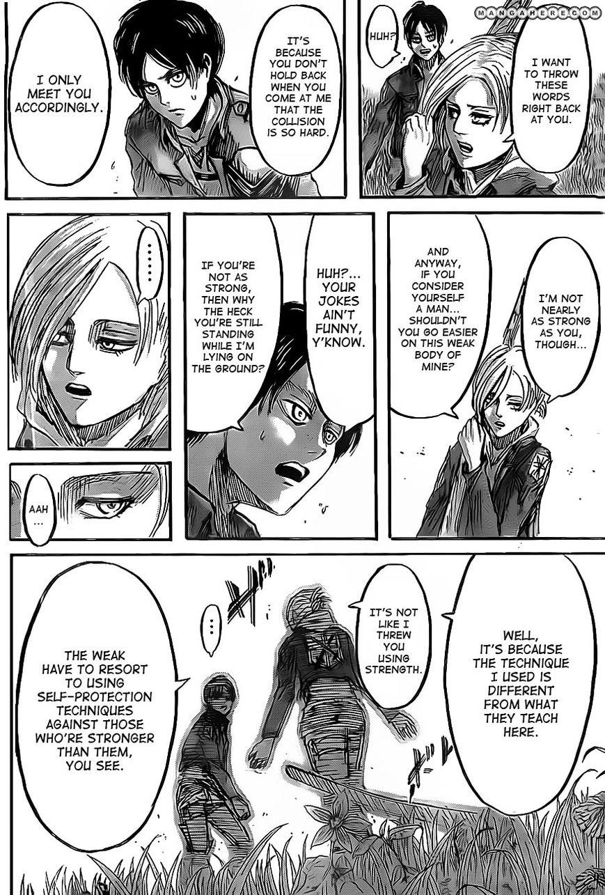 Shingeki no Kyojin 44 Page 2