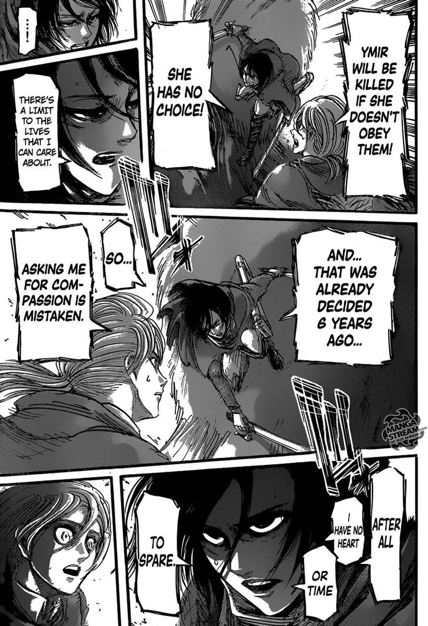 Shingeki no Kyojin 48 Page 33
