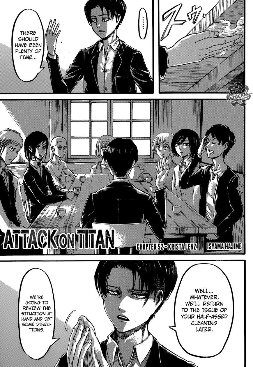 Shingeki no Kyojin 52 Page 2
