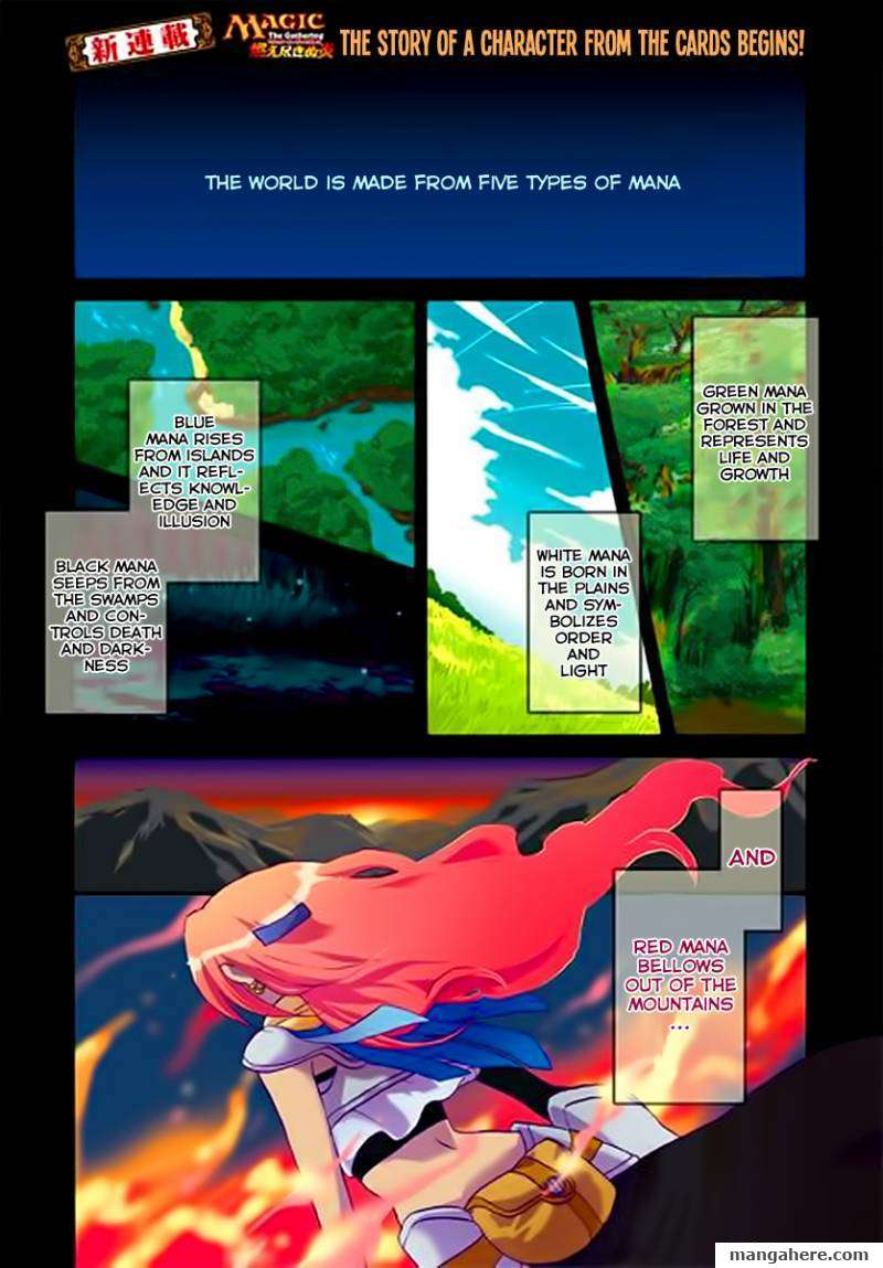 Magic the Gathering 1 Page 2