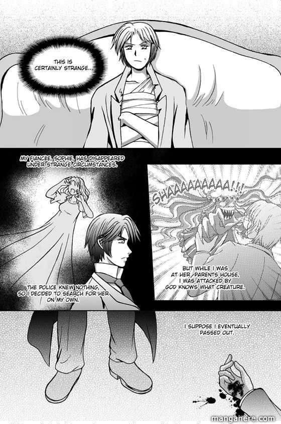 The Soul Chaser 4 Page 1