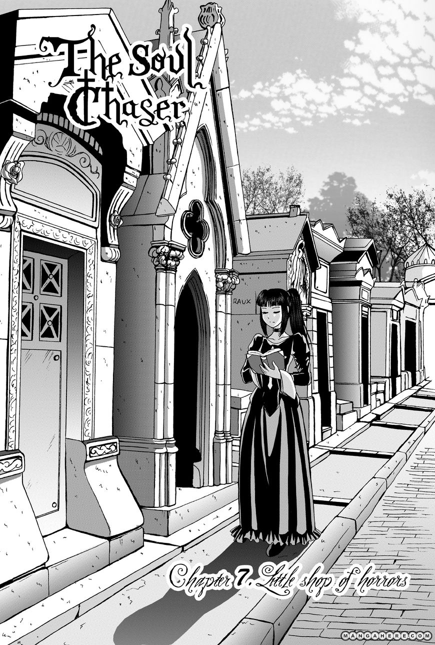 The Soul Chaser 7 Page 1