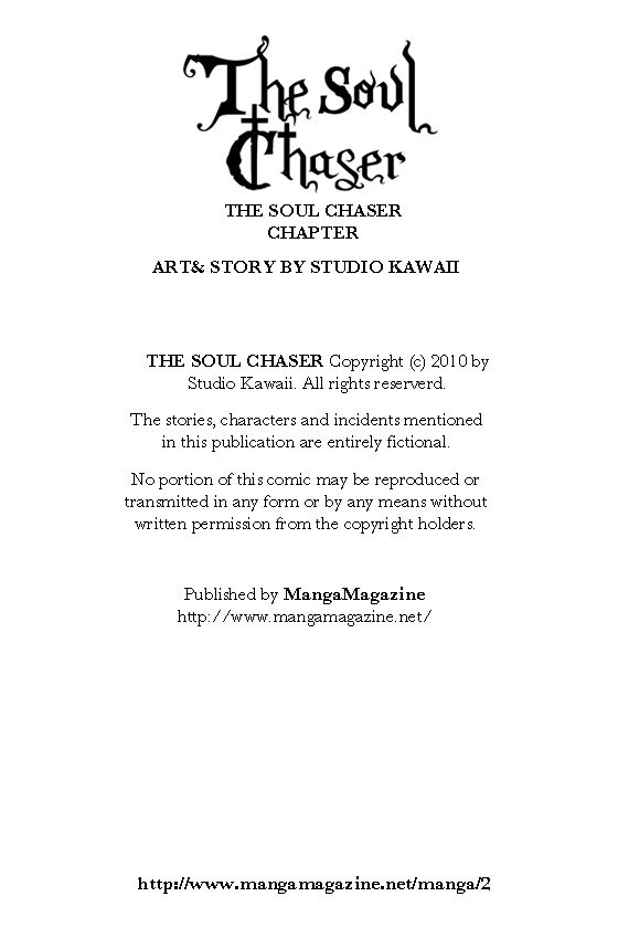 The Soul Chaser 10 Page 1