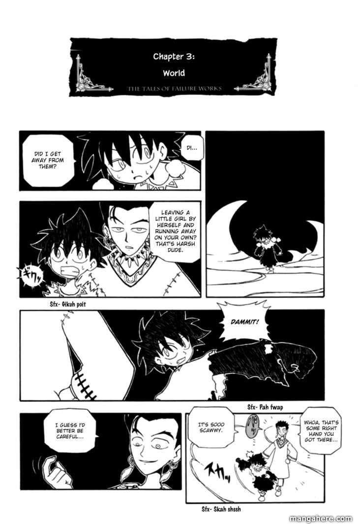 Dekisokonai no Monogatari 3 Page 2