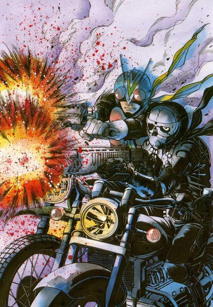 Kamen Rider Spirits 21 Page 2