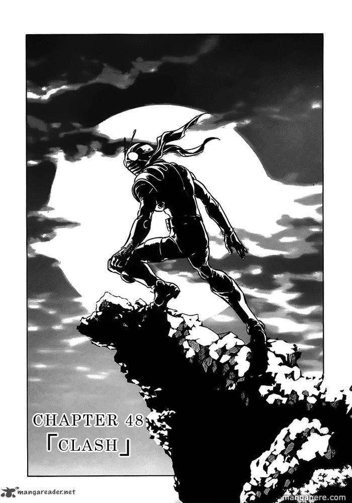 Kamen Rider Spirits 48 Page 1