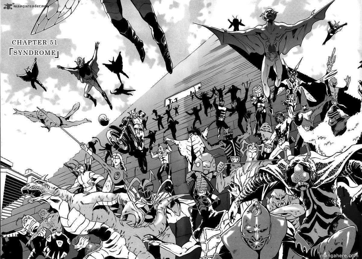 Kamen Rider Spirits 51 Page 2