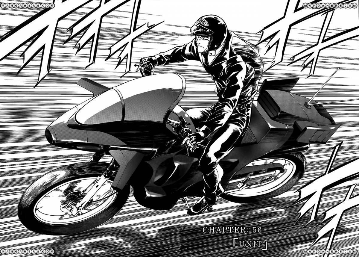 Kamen Rider Spirits 56 Page 2