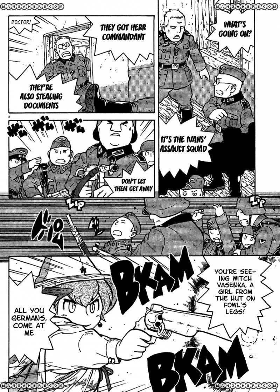 Kutsuzure Sensen - Witch Vasenka's War 8 Page 2