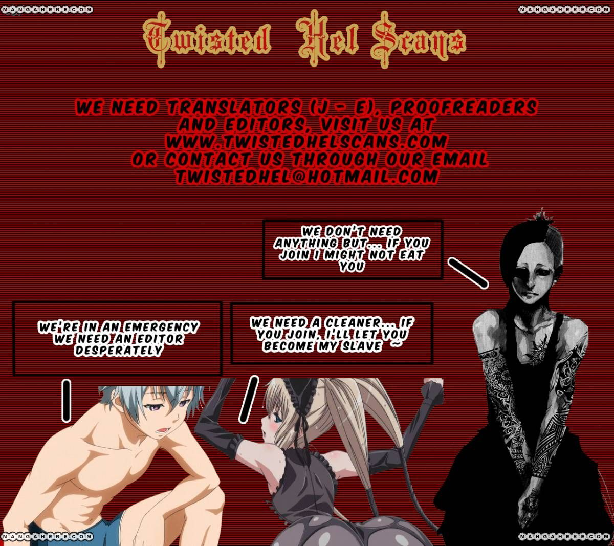 Blood Lad 33 Page 1