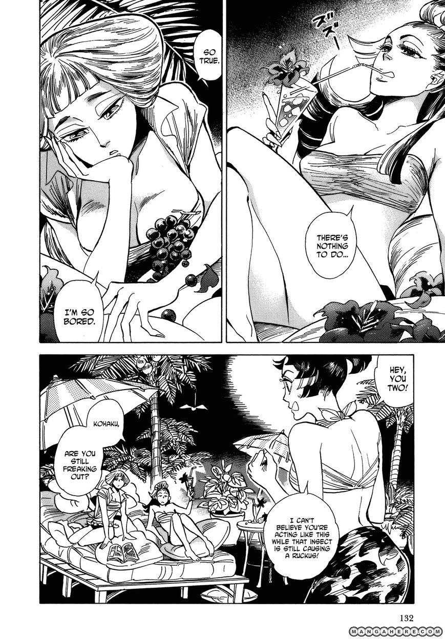 Ran to Haiiro no Sekai 10 Page 2