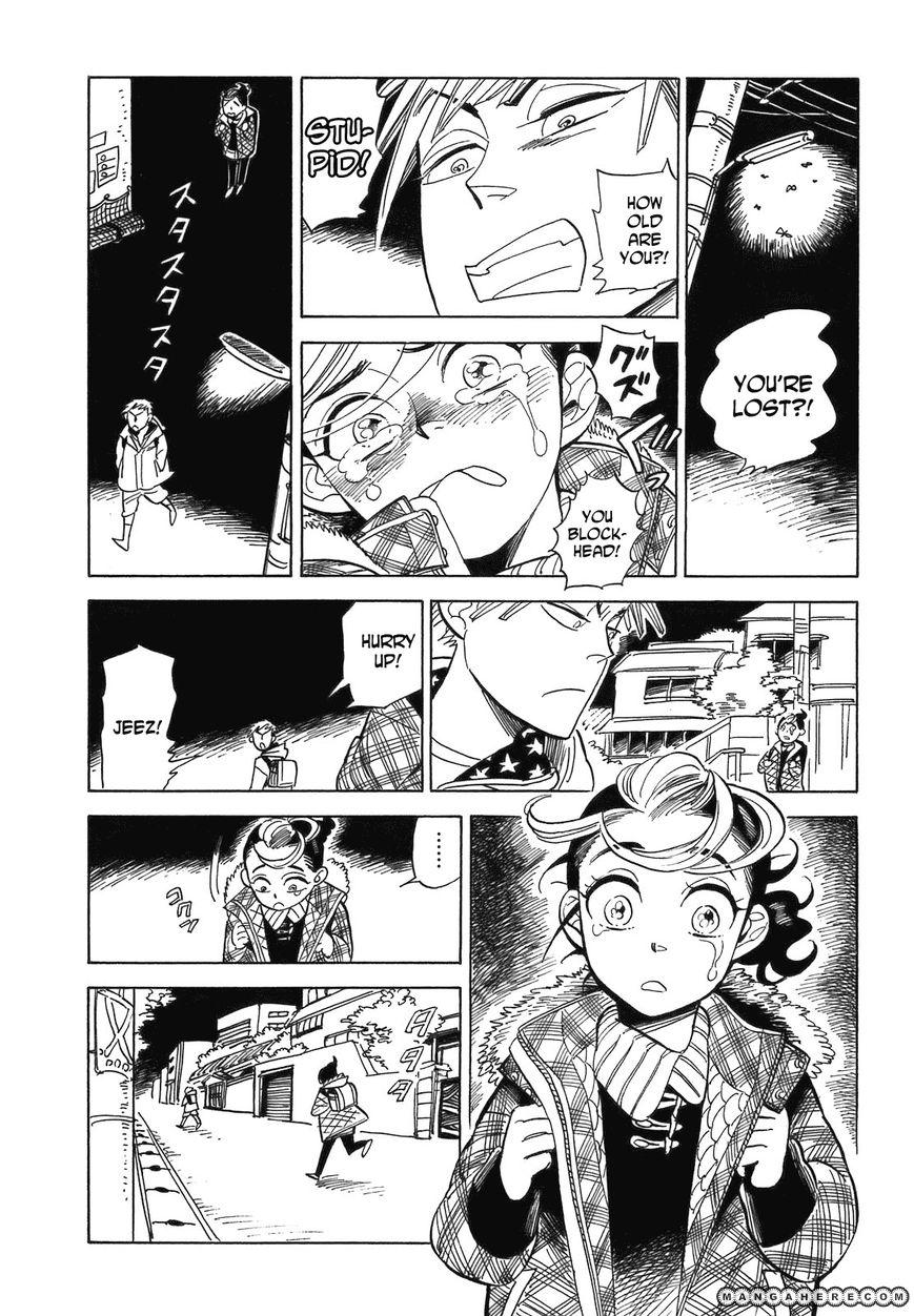 Ran to Haiiro no Sekai 11.5 Page 2