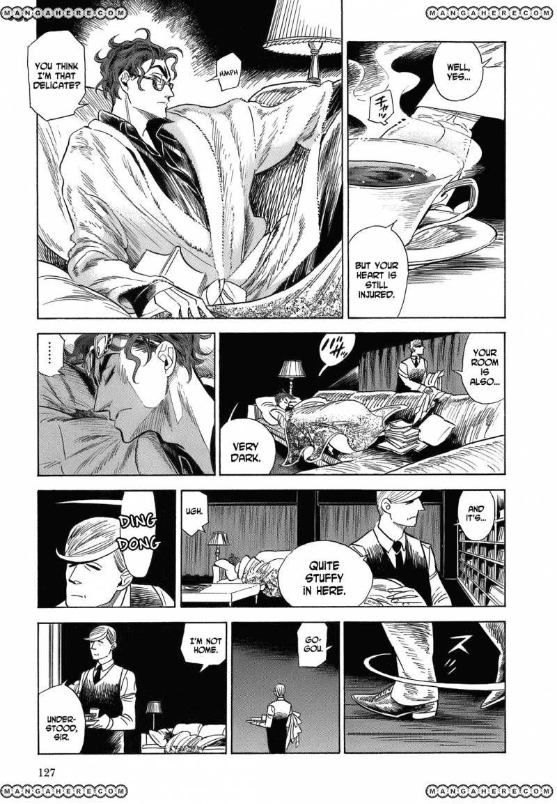Ran to Haiiro no Sekai 17 Page 3
