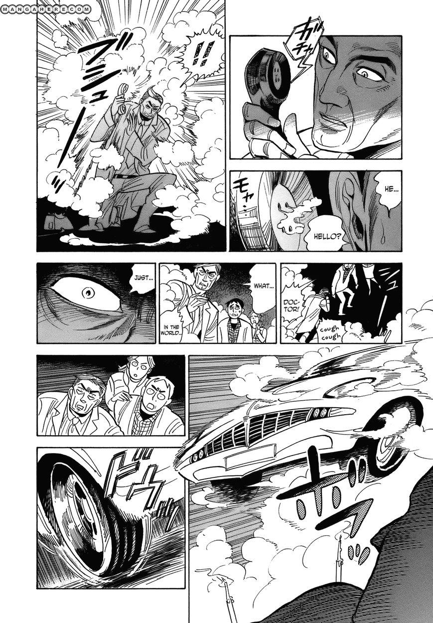 Ran to Haiiro no Sekai 20.5 Page 2