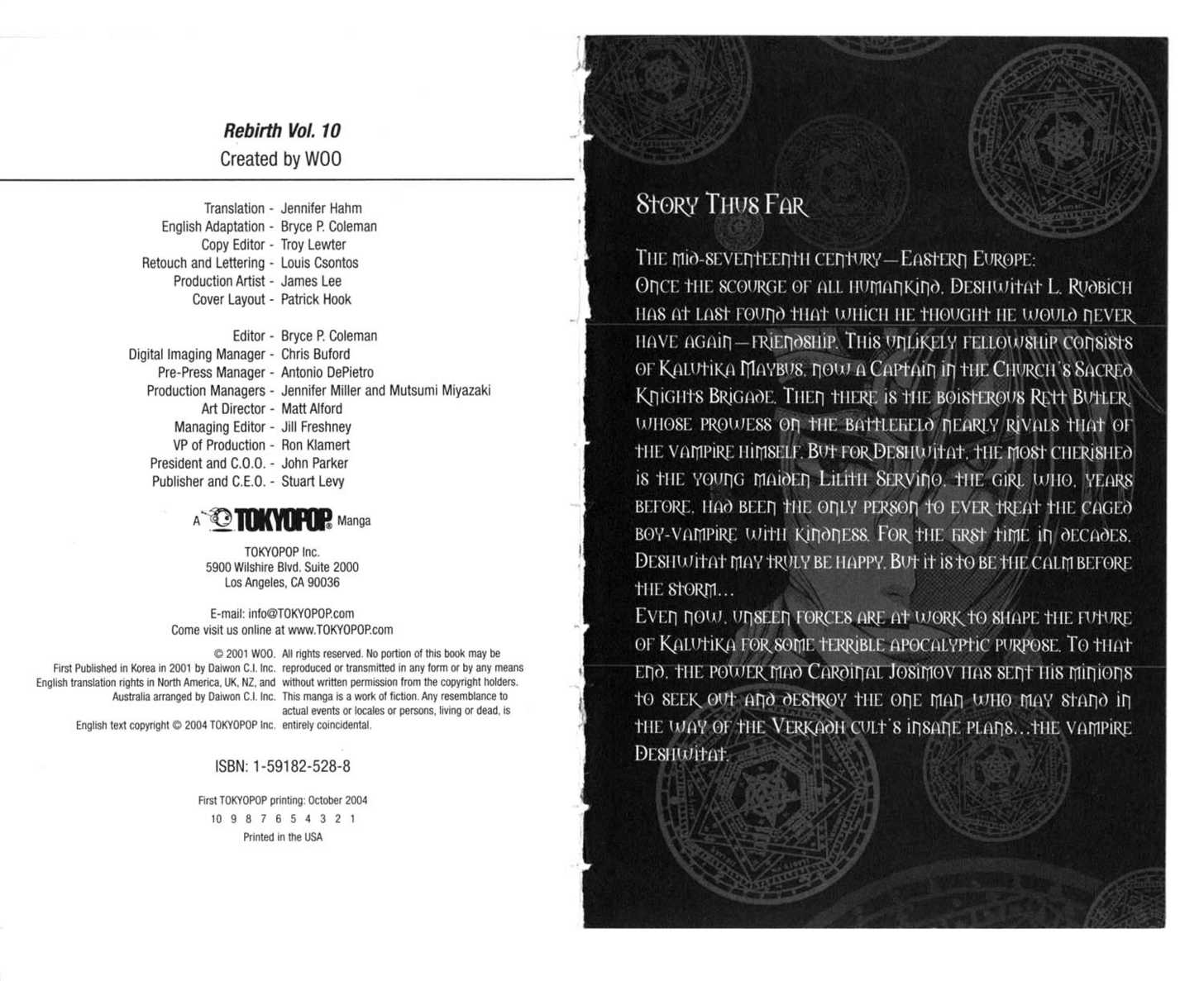 Rebirth 0 Page 3
