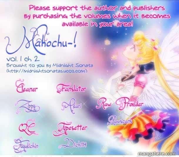 Mahochu–! 2 Page 1