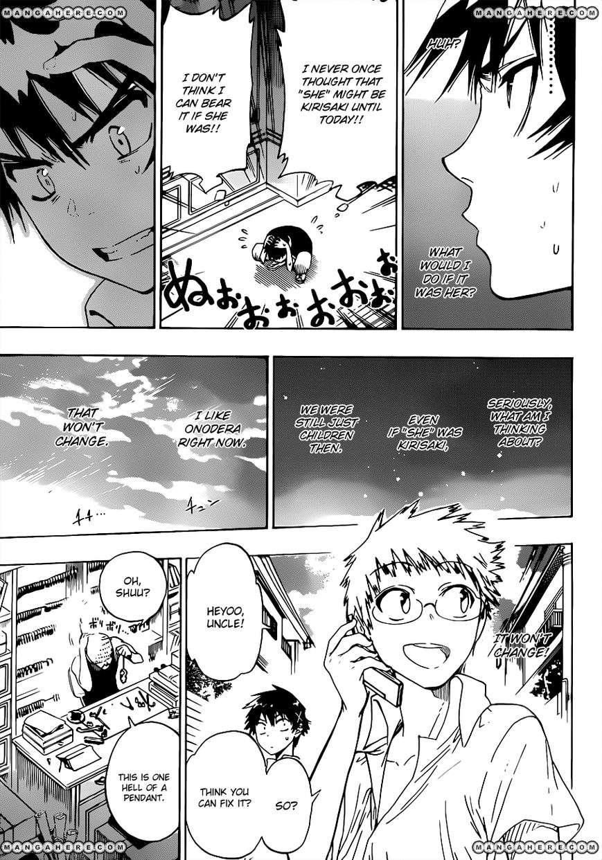 Nisekoi (KOMI Naoshi) 30 Page 4