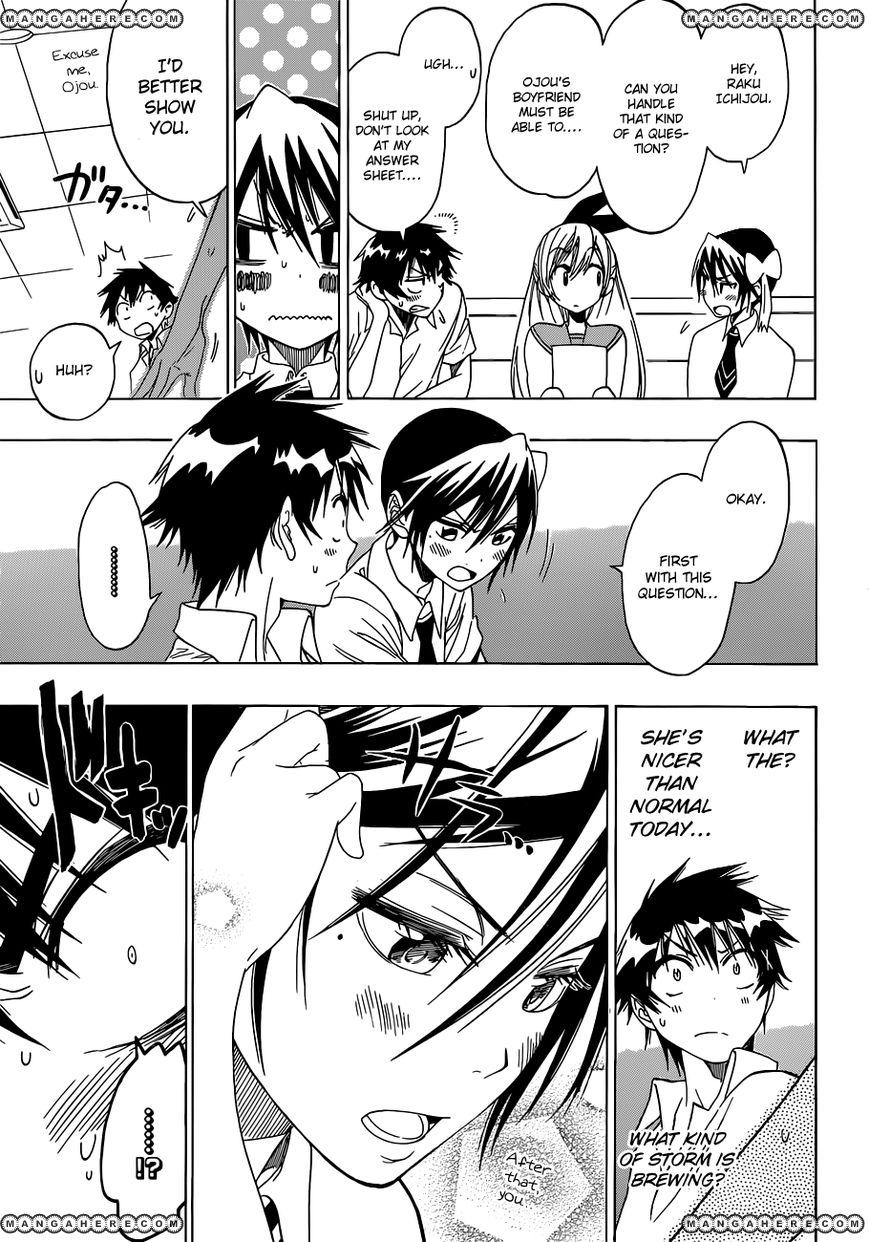 Nisekoi (KOMI Naoshi) 31 Page 12