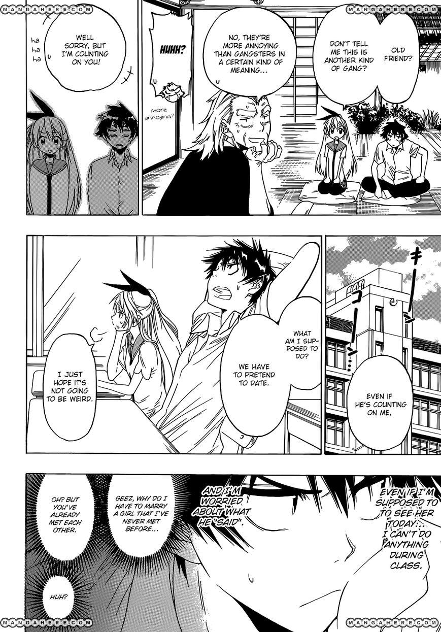 Nisekoi (KOMI Naoshi) 33 Page 2