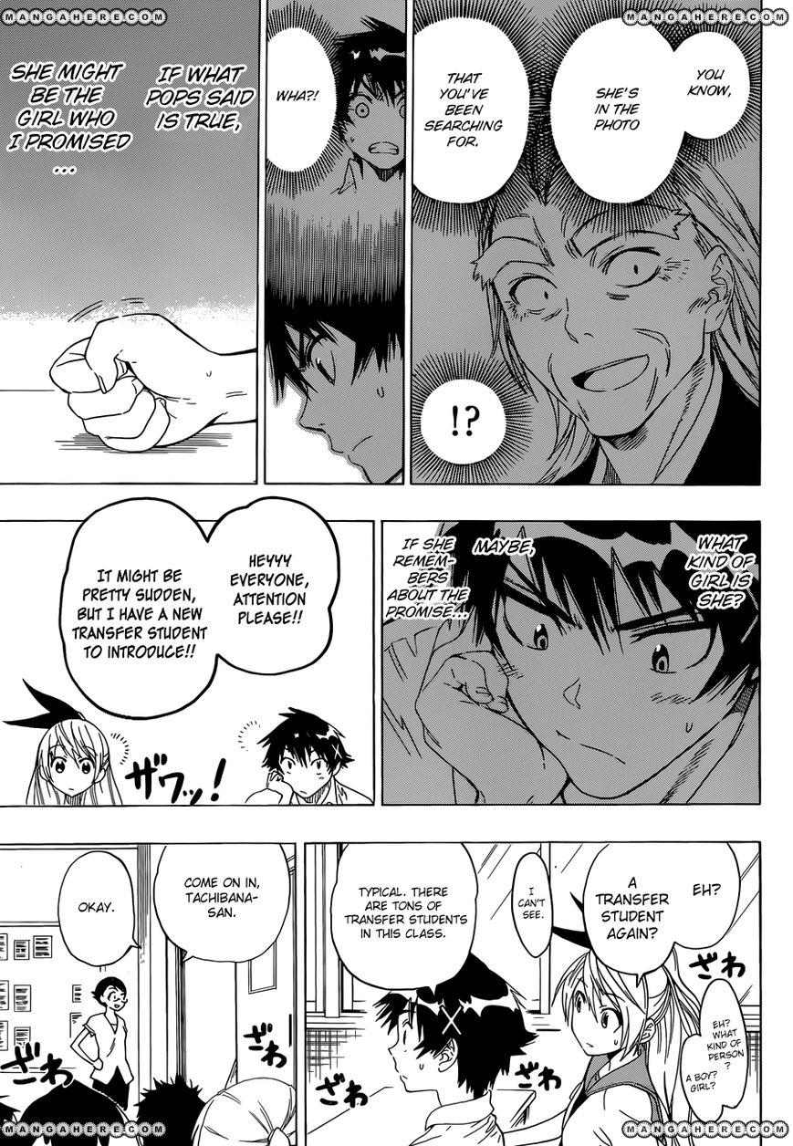 Nisekoi (KOMI Naoshi) 33 Page 3
