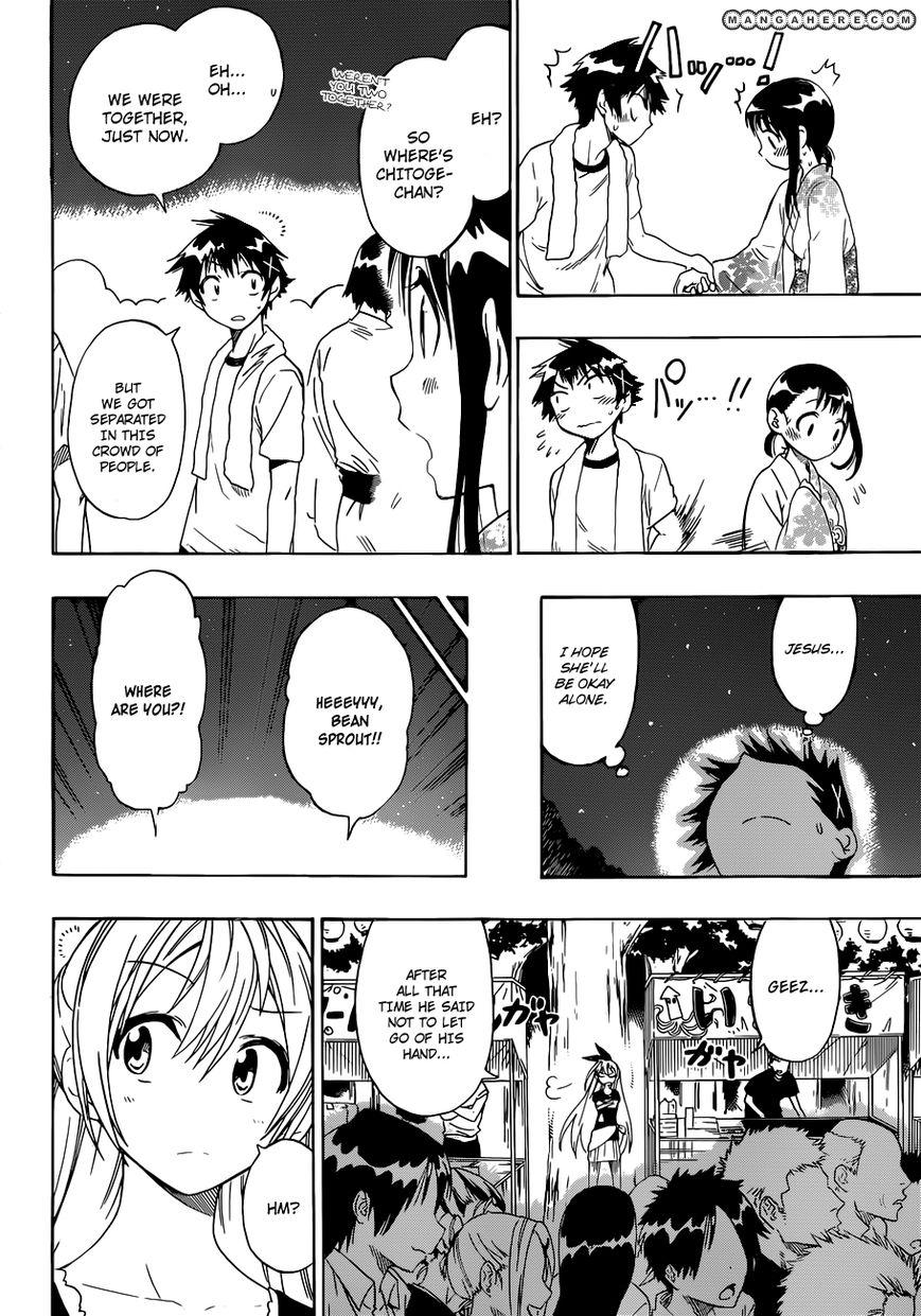 Nisekoi (KOMI Naoshi) 43 Page 3