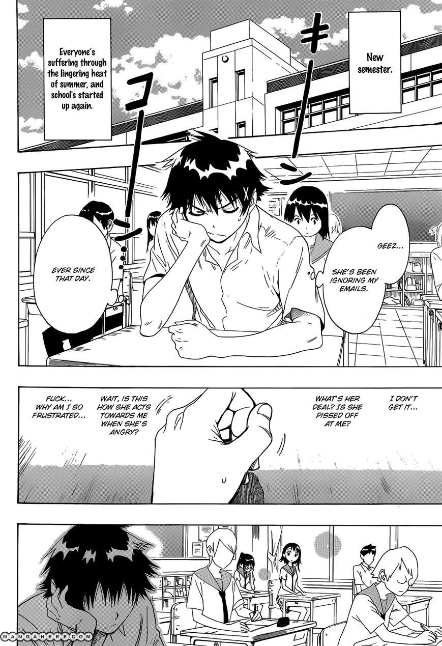 Nisekoi (KOMI Naoshi) 46 Page 3