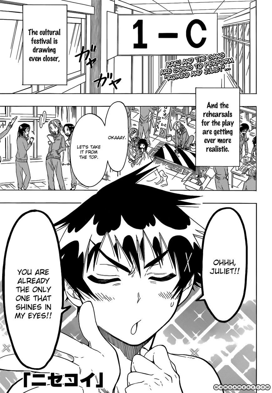 Nisekoi (KOMI Naoshi) 47 Page 1