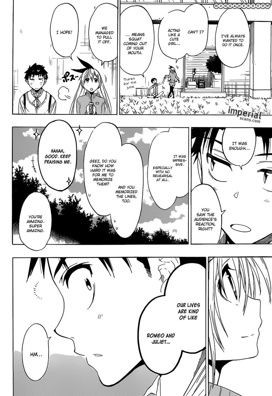 Nisekoi (KOMI Naoshi) 50 Page 5