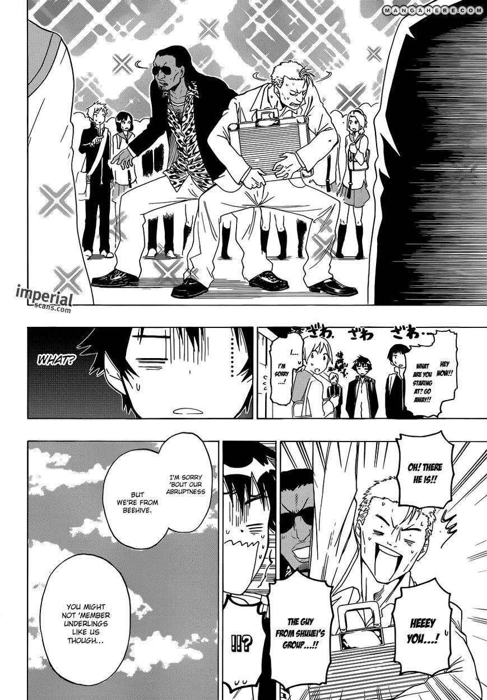 Nisekoi (KOMI Naoshi) 52 Page 3