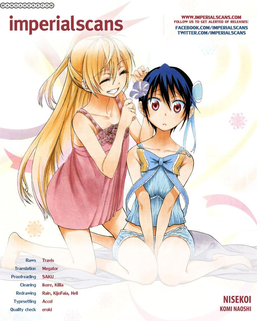 Nisekoi (KOMI Naoshi) 53 Page 2