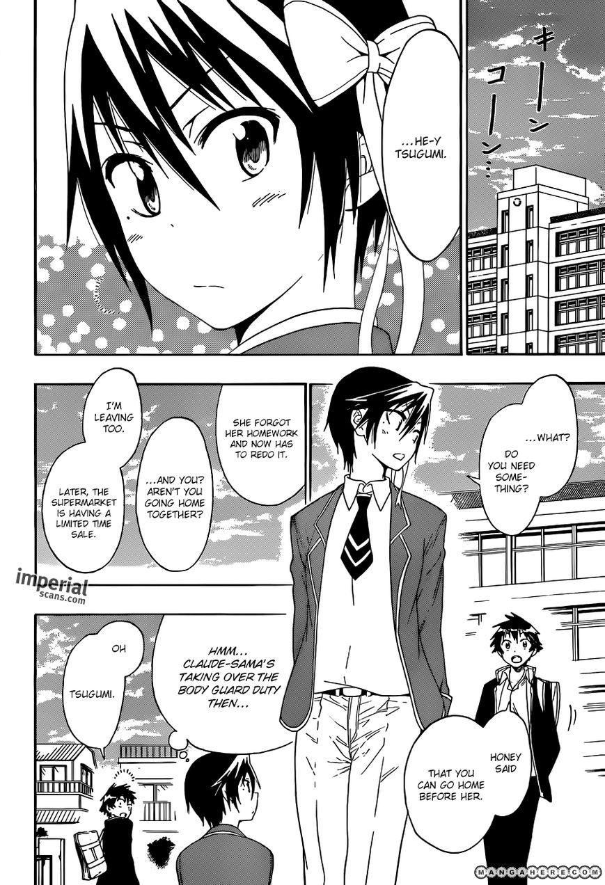 Nisekoi (KOMI Naoshi) 54 Page 3