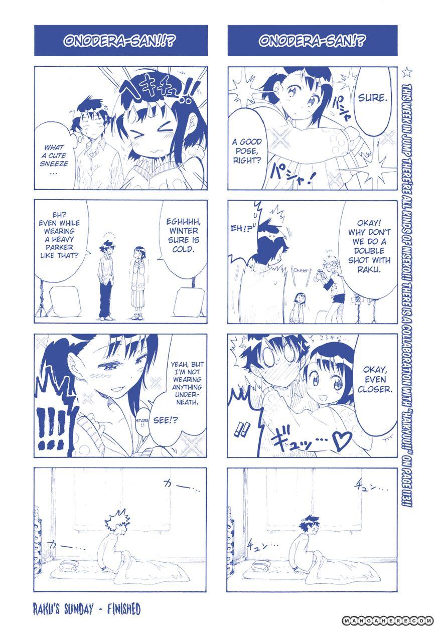 Nisekoi (KOMI Naoshi) 57 Page 3