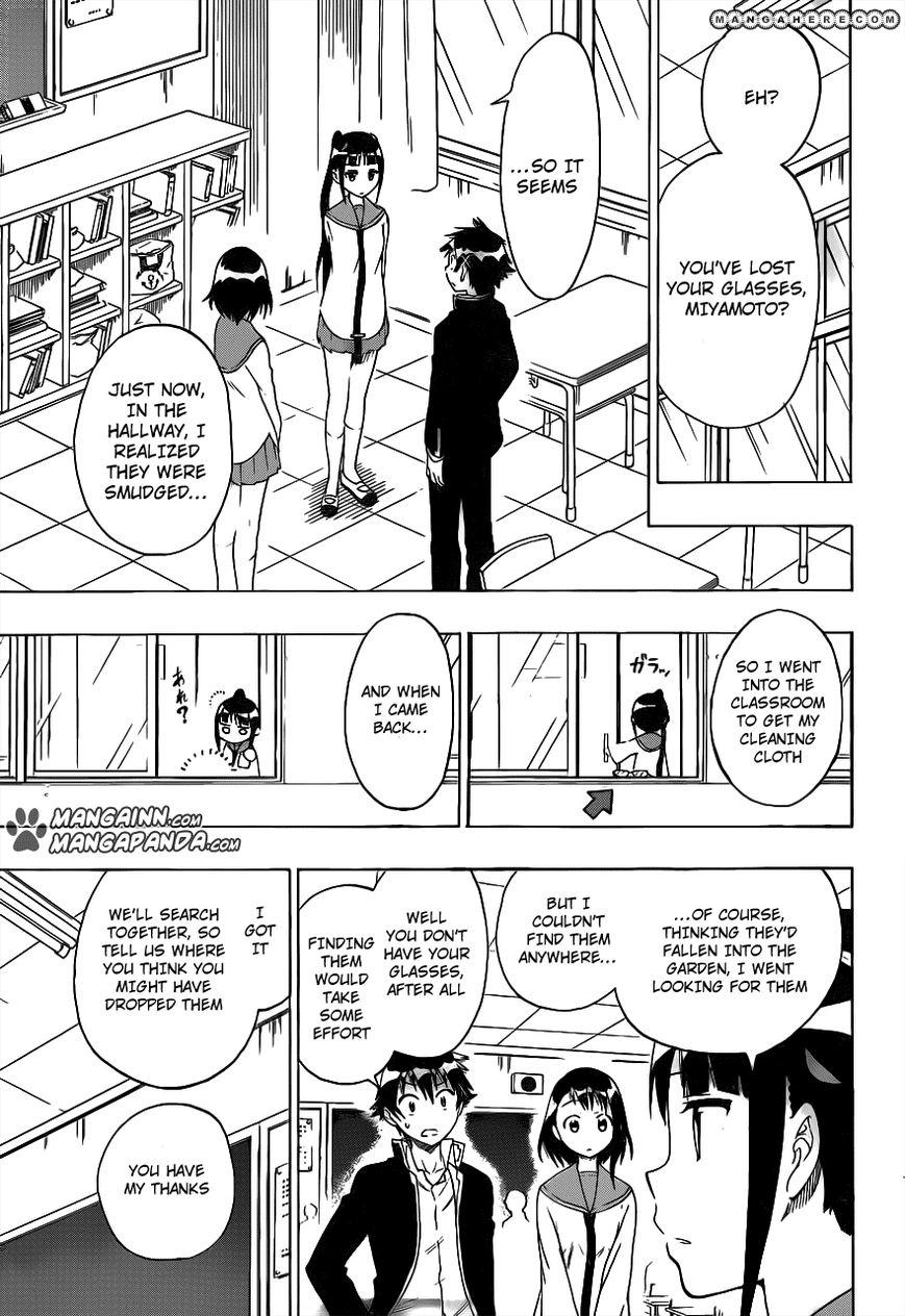 Nisekoi (KOMI Naoshi) 58 Page 3