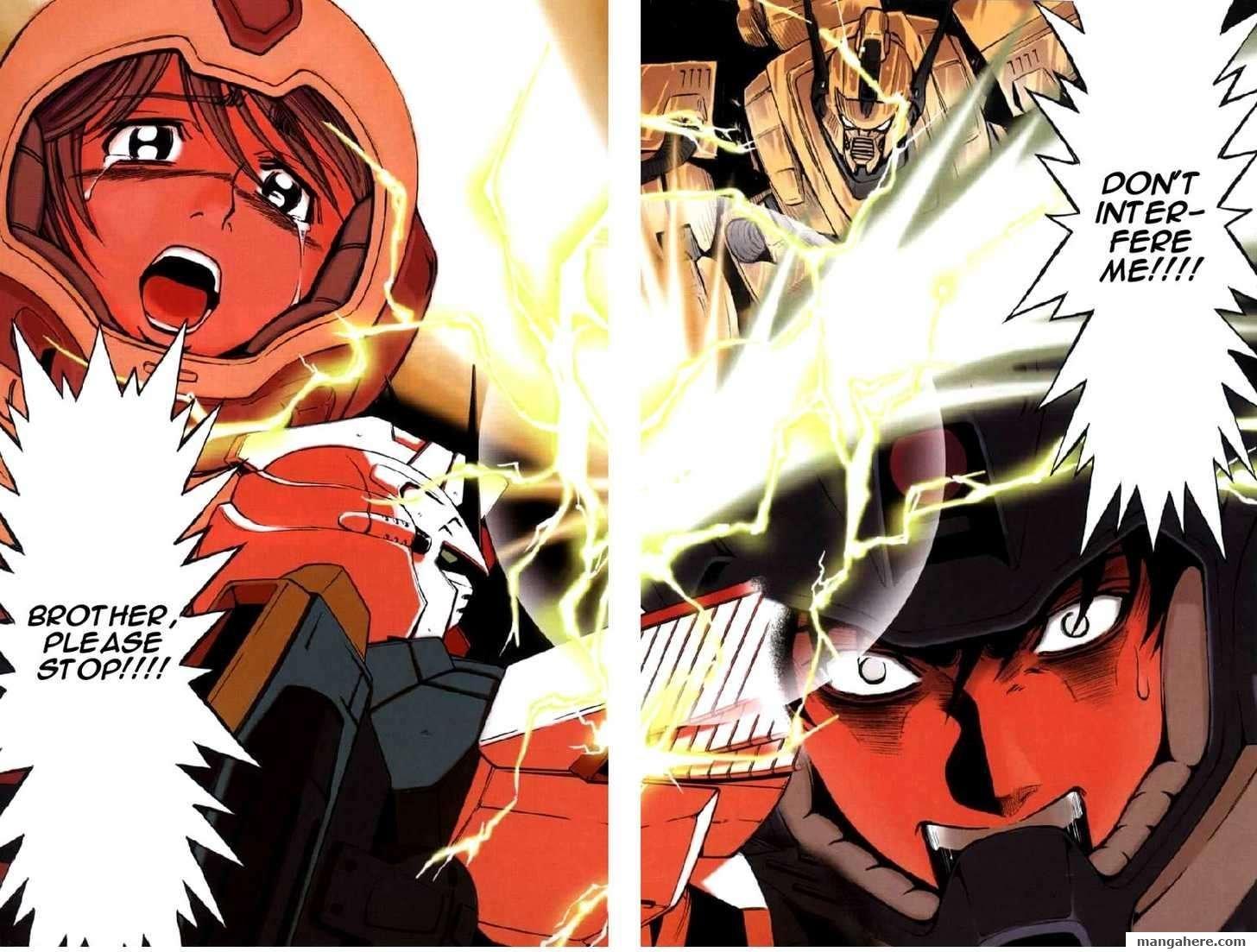 Kidou Senshi Gundam Climax U.C. 0 Page 2