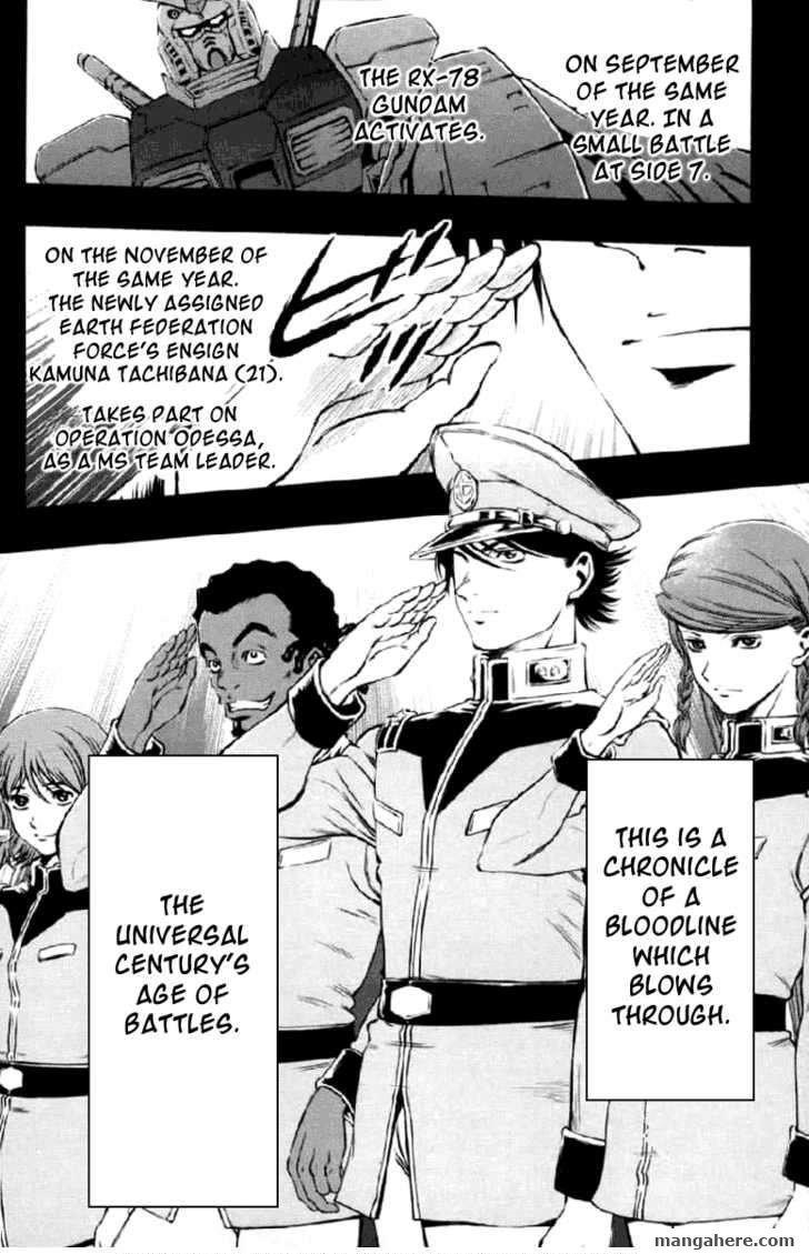 Kidou Senshi Gundam Climax U.C. 1 Page 2