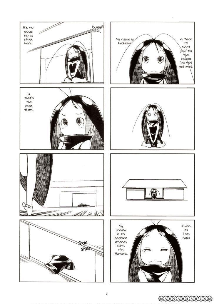 Gokiburi Gijinka 2.1 Page 3