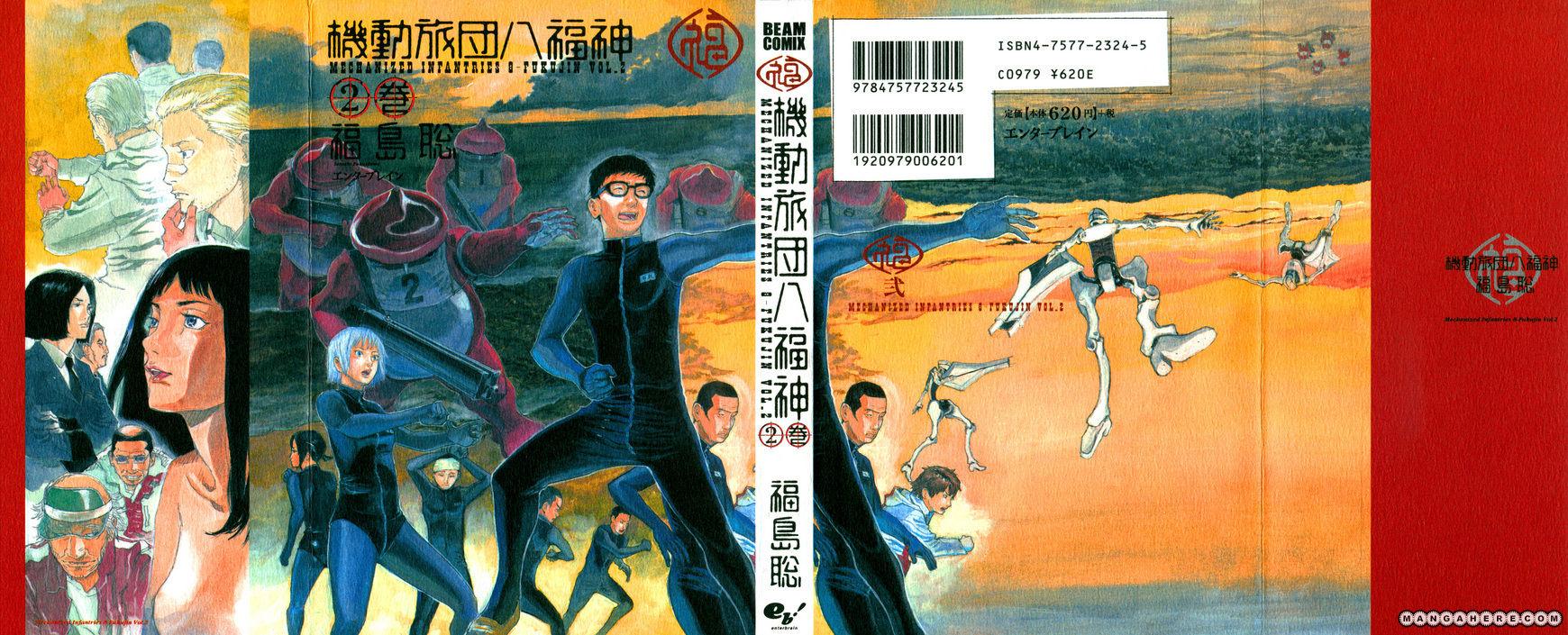 Kidou Ryodan Hachifukujin 6 Page 1