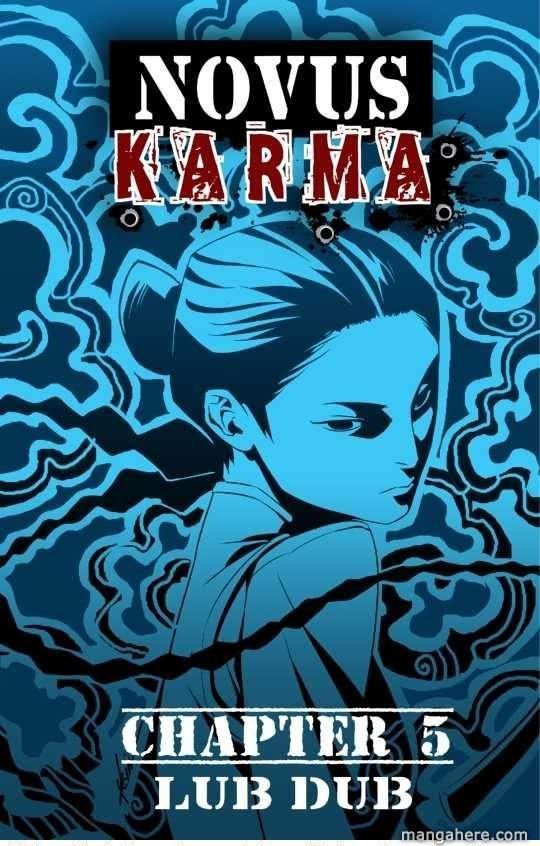 Novus Karma 5 Page 1
