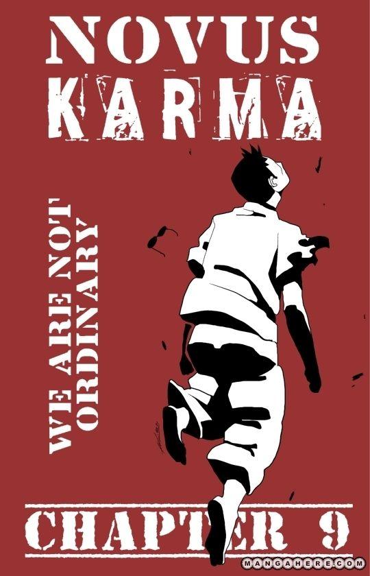 Novus Karma 9 Page 1