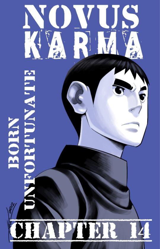 Novus Karma 14 Page 1