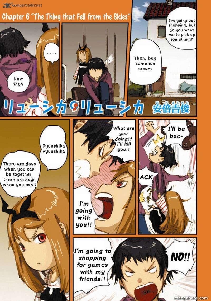 Ryushika Ryushika 6 Page 1