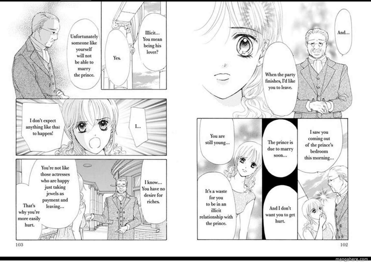 Mahou No Kagami Ni Sasayaite 4 Page 3