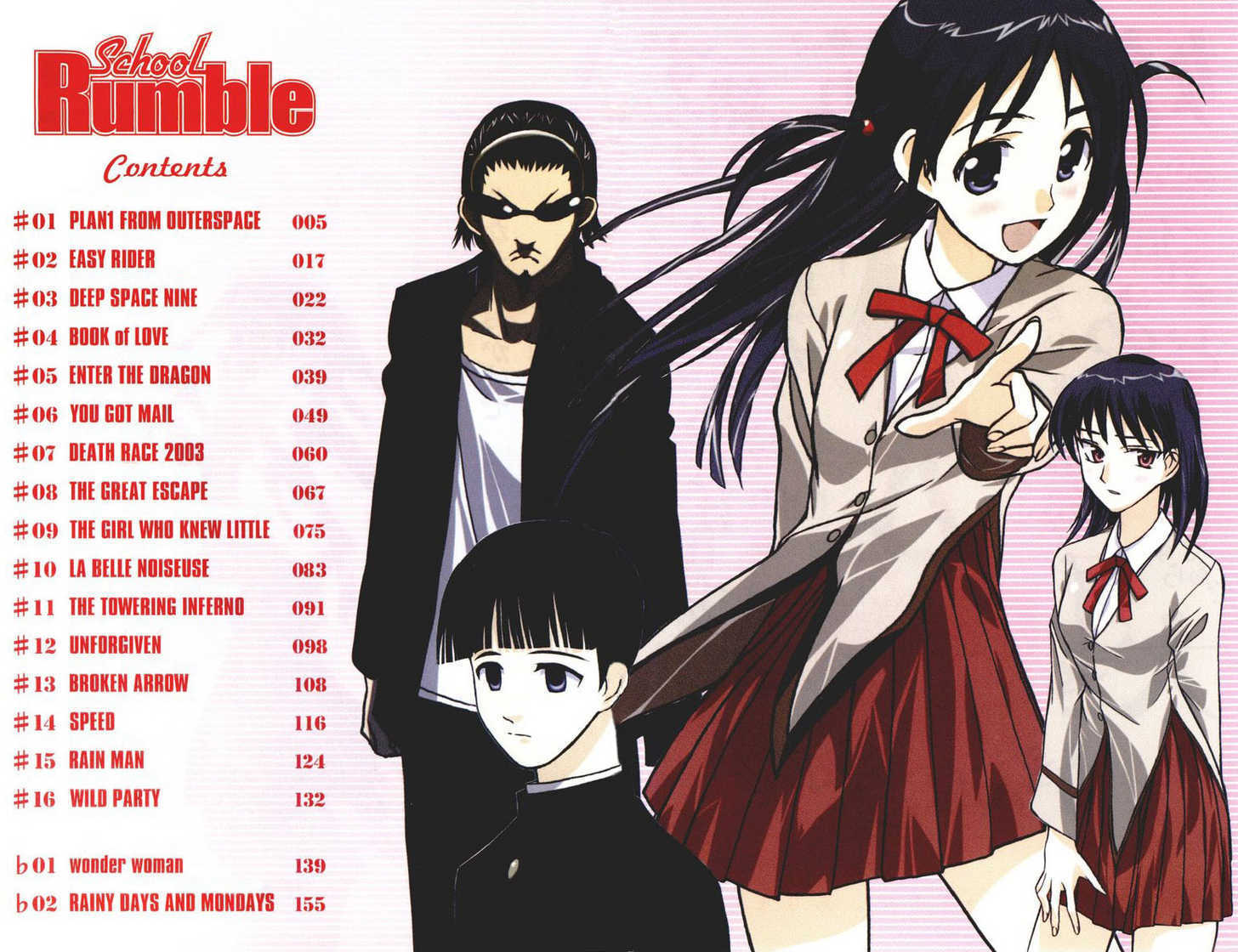 School Rumble 1 Page 2