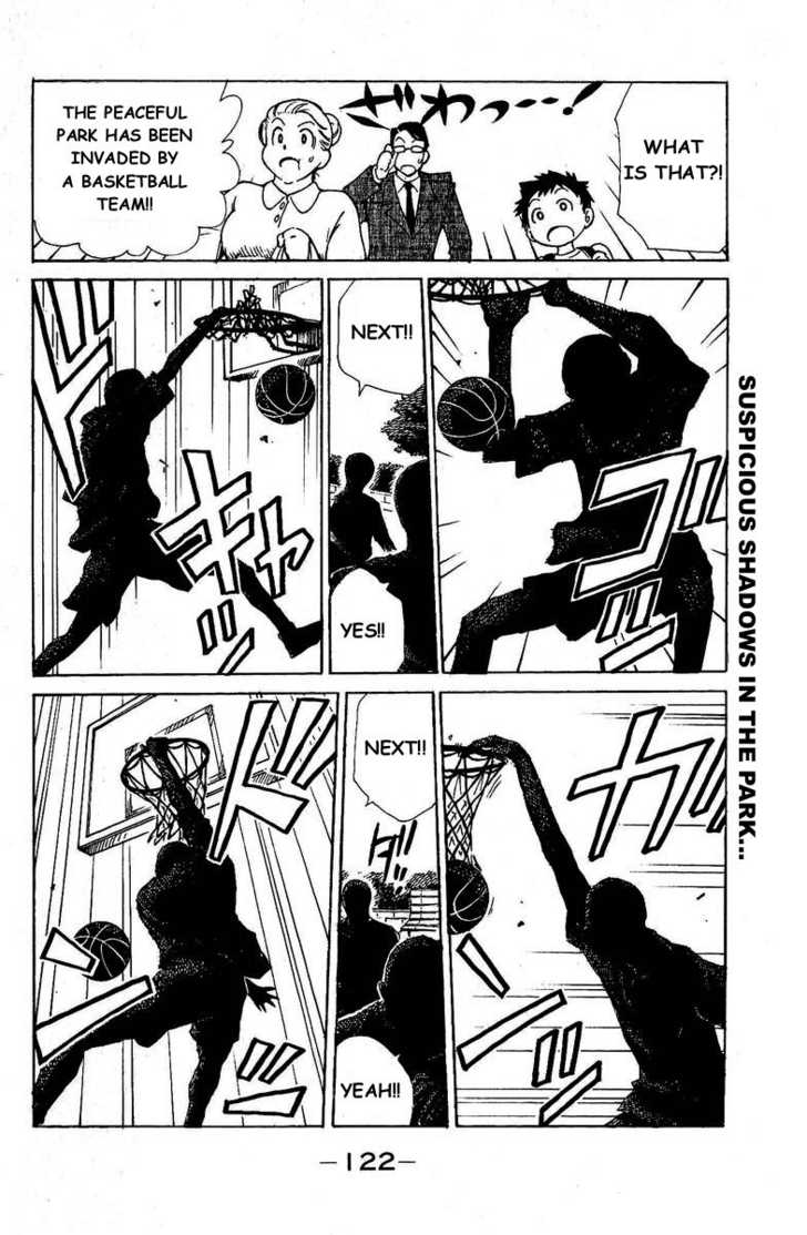 School Rumble 129 Page 3