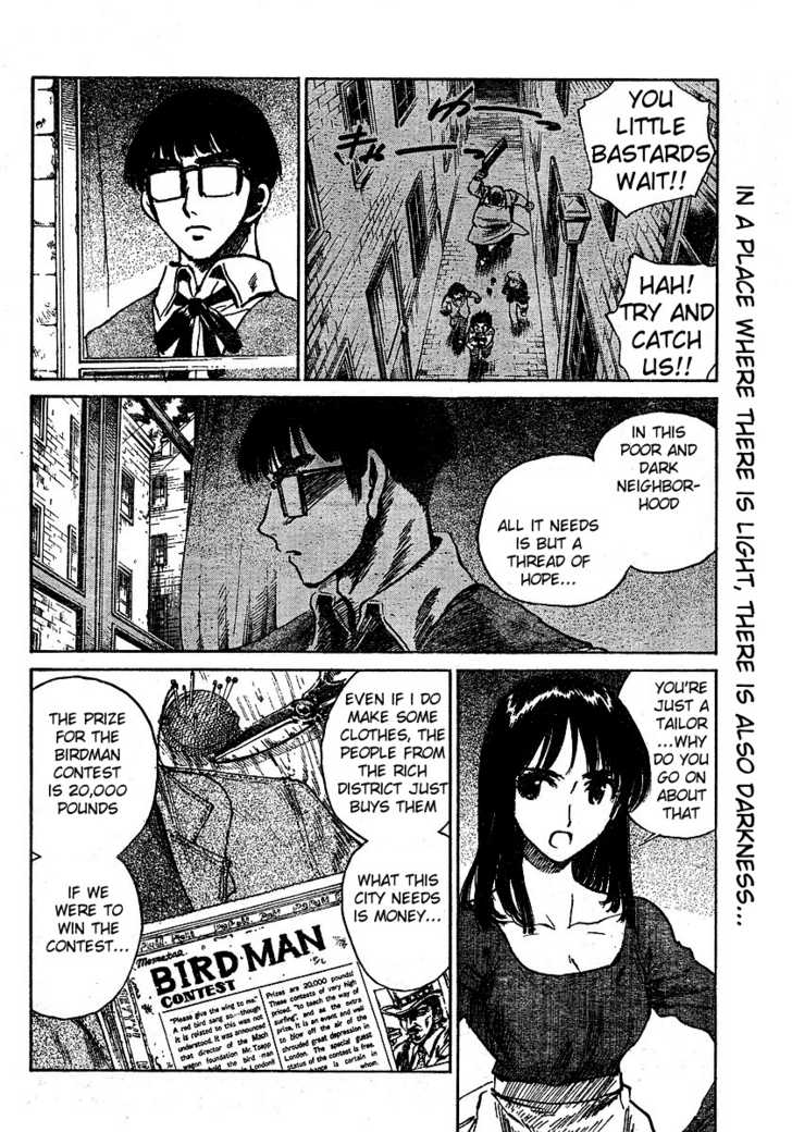 School Rumble 57 Page 2