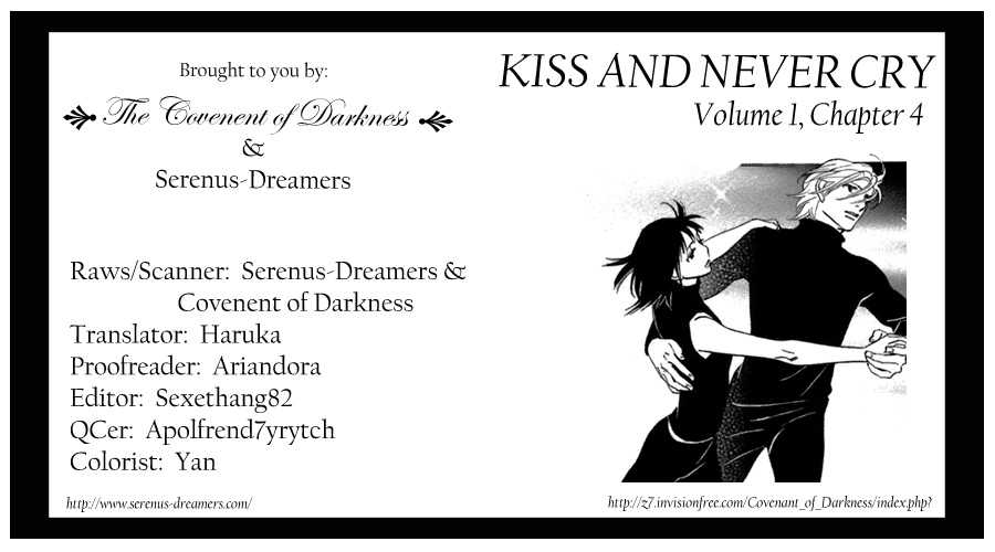 Kiss & Never Cry 4 Page 2